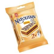 Zakje in zakformaat 2 x 30 g Napolitain Lu