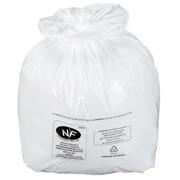 Doos van 500 witte zakken speciaal klein formaat - 20L