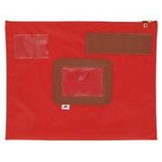 Mail wallet standard size blue