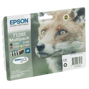 Pack cartridges Epson T1285 4 colours