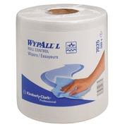 Box mit 6 Wischtüchern Wypall Roll Control L10 weiß