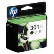 Cartridge HP 301XL zwart voor inkjetprinter