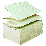 Listing paper standard Exacompta 1 copy 60 g 240 x 305 mm - 2000 sheets