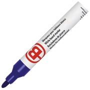 Erasable marker, JMB plastic body - red