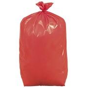 Behälter mit 200 Säcken 110 L matt rot