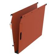 Hangmap voor kasten 33 cm bodem 30mm oranje kraft