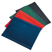 Ondoorzichtige documentbeschermers Bruneau PVC A4 20 hoesjes geassorteerde kleuren