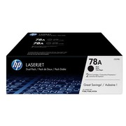Pack 2 toners HP black CE278AD