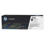 HP 312A - CF380A toner noir pour imprimante laser