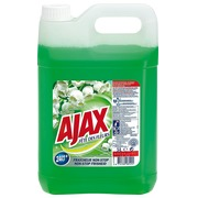 Ajax fragrant cleaning