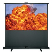Optoma Panoview Portable Lift DP-1095MWL - projection screen with legs - 95