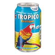 Pack of 24 Tropico Exotique - 33 cl