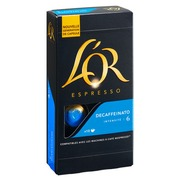 Coffee capsules Decaffeinato L'Or EspressO - Pack of 10