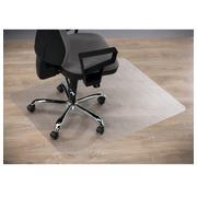 Vloerbeschermingsplaat polycarbonaat Floortex 150 x 200 cm voor gladde vloeren