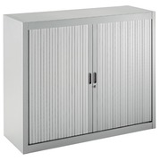 Armoire à rideaux démontables Décor 100 x 120 cm corps aluminium