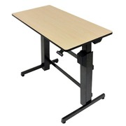 Ergotron WorkFit-D Sit-Stand Desk - tafel