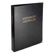 Register Generalversammlung Exacompta 4606E