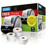 Pack 3 rollen etiketten LW + 1 etiketteertoestel LW 450 gratis
