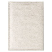 Reinforced air bubble sleeves white kraft 124 g Mail Lite Plus 180 x 260 mm without window - box of 100