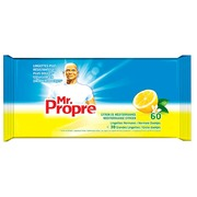 Lingettes Mr Propre citron