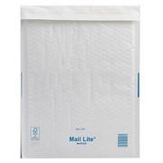 Mail Lite Padded Envelopes White 270 x 360 mm 92g - Pack of 100