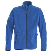 Printer Speedway fleece jacket Blauw 4XL