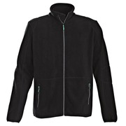 Printer Speedway fleece jacket Black 4XL