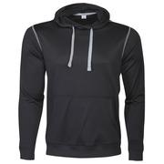 Printer Pentathlon hooded Sweater Black XS