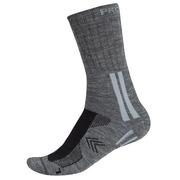 9027 LONG TECHNICAL SOCK Grey 36/39
