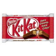 Schokoladeriegel KitKat Nestlé 41,5 g - Schachtel von 36