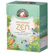 Elephant 'Mon moment zen' - Doos van 25 theebuiltjes
