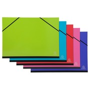 IDERAMA® tekenmap met elastiek - 29,7x42cm voor A3 formaat