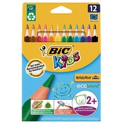 EN_ET.12 CRAY. BIC KIDS TRIANGLE.