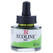 Talens Ecoline peinture à l'eau flacon de 30 ml, vert clair