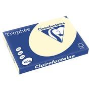 Clairefontaine Trophée Pastel A3 crème, 120 g, 250 vel