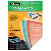 Fellowes omslagen ft A3, 200 micron, pak van 100 stuks