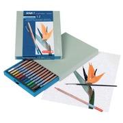 Bruynzeel Design kleurpotlood Aquarel, doos met 12 stuks