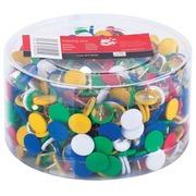 5 Star punaises couleurs assorties, boîte de 750 pièces