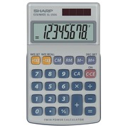 Sharp calculatrice de poche EL-250S