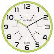 Unilux wandklok Pop, diameter 28 cm, groen