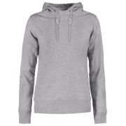 Printer Fastpitch Lady hooded sweater Grijs XS