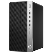 HP ProDesk 600 G4 - micro-tour - Core i7 8700 3.2 GHz - 16 Go - 256 Go