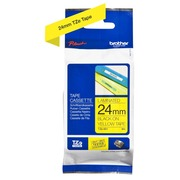 Brother TZe651 - gelamineerde tape - 1 rol(len) - Rol (2,4 cm x 8 m)