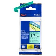 Brother TZe731 - gelamineerde tape - 1 rol(len) - Rol (1,2 cm x 8 m)