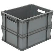 Piling box European norm in plastic Viso - 25 L