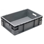 Piling box European norm in plastic Viso - 33 L
