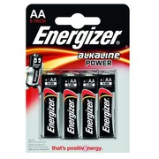 Blister de 6 piles LR06 Energizer Power