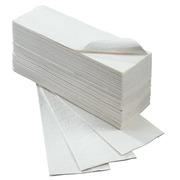 Essuie-mains Bruneau extra larges pliage enchevêtré - Colis de 2700