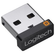 Logitech Unifying Receiver - ontvanger draadloze muis/draadloos toetsenbord - USB