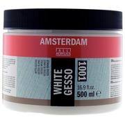 Amsterdam gesso blanc, bouteille de 500 ml